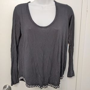 Wilfred free embellished long sleeve size xs
